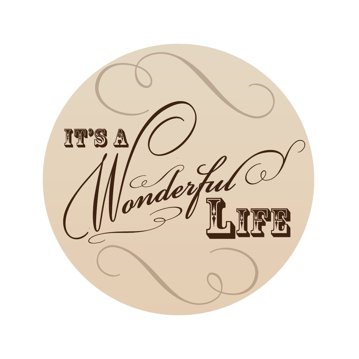 It's a Wonderful Life Movie Screening Logo