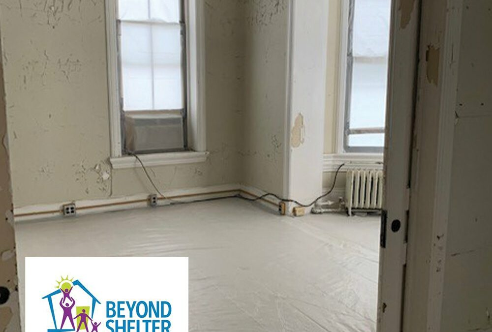 Beyond Shelter Campaign Update