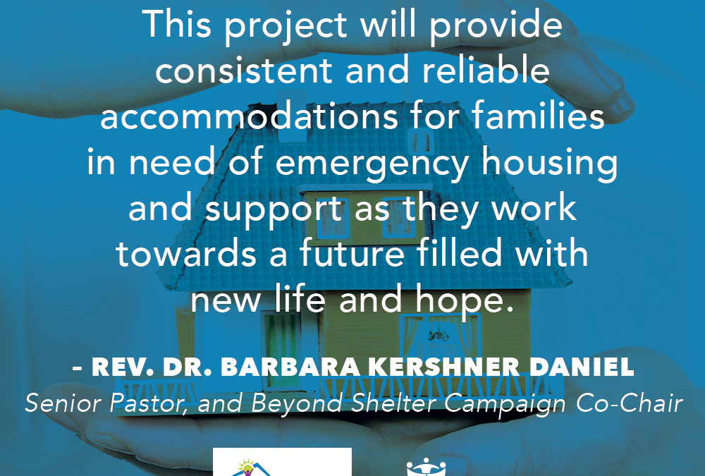 Beyond Shelter Campaign Donor Feature